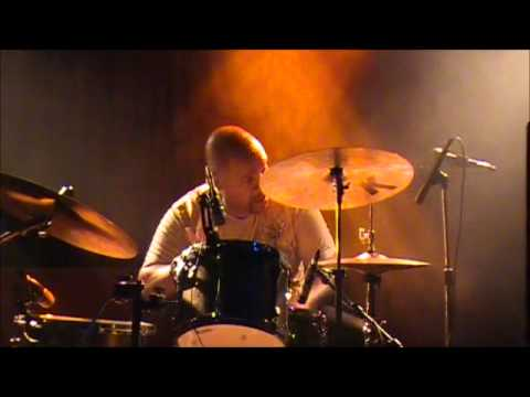 YONRICO SCOTT - Drum solo NYC 9-14-12