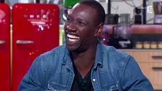 Omar Sy, le rire irrésistible! - C à vous - 15/10/2014