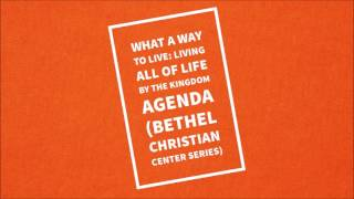 The Kingdom Agenda of Singles (Bible Study)