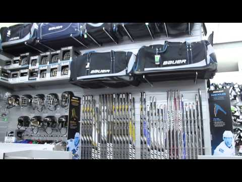 Visit To PuckStop The UK's Biggest And Best Ice Hockey Store #1