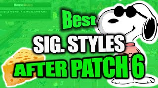 "Best Signature Styles after Patch 6-NBA 2K16 (Size ups, Crossovers, Spins)(Buy Cheap NBA2K16 Coins Here! http://www.mmorog.com ,Use code""Force""get a 6% discount! Need cheap and safe NBA2K16 Coins? Here ..., 2016-05-04T02:46:25.000Z)"