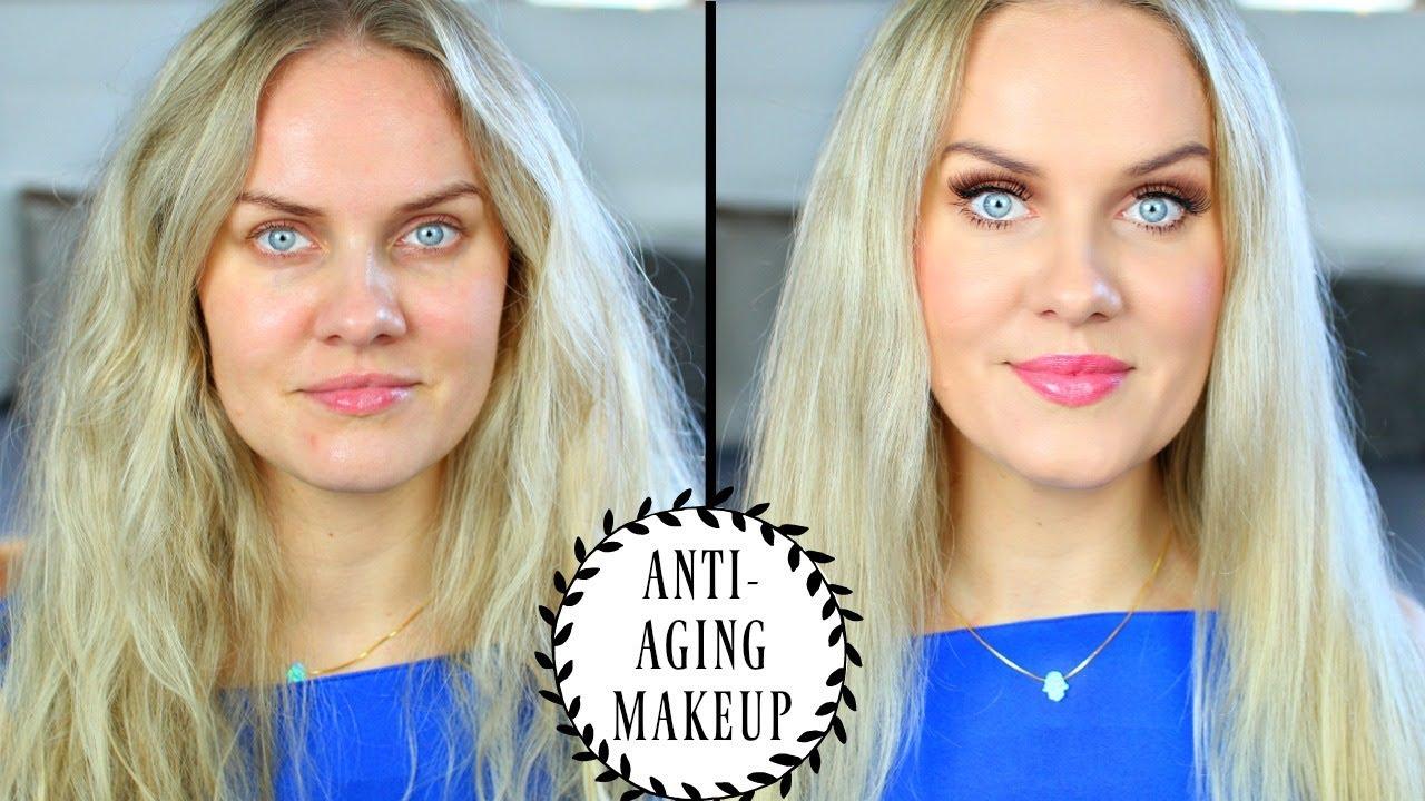 ANTI-AGING MAKEUP TIPS