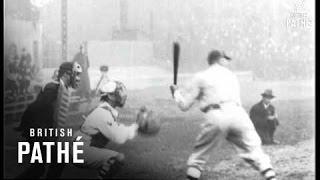 King Watches Baseball  (1924)