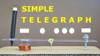 Simple Telegraph