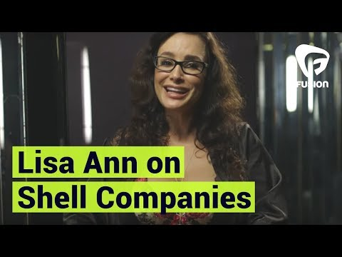 Porn star Lisa Ann explains how anonymous shell companies are screwing you: Dirty Little Secrets
