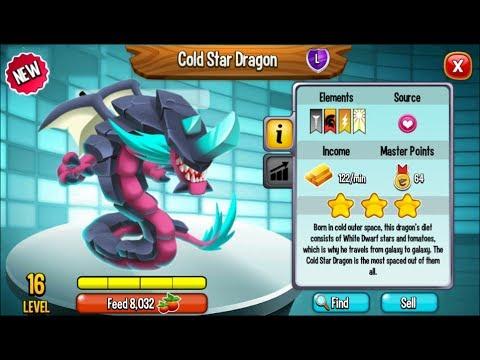 Dragon City - Dwelling Dragon   New Legendary Dragon in 2017