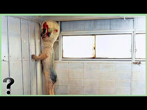 What If SCP 173 Was Real?