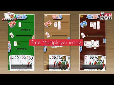 Canasta Multiplayer for PC/Laptop Free Download - Windows 10/7