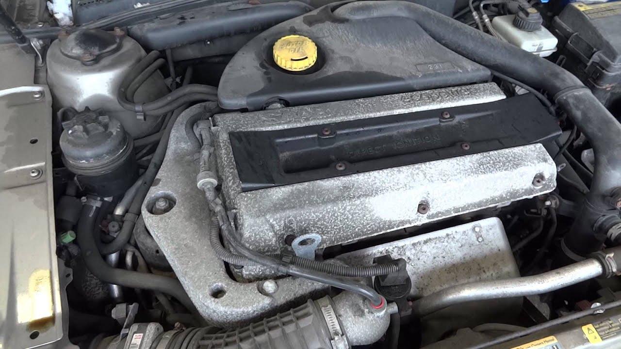 2005 Saab 9-5 2 3l Engine With 75k Miles