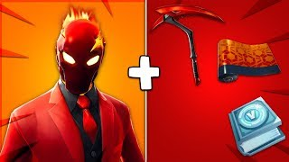 "NEW ""INFERNO SKIN PACK"" COMING in Fortnite! DETAILS + PRICE & MORE! (fortnite new pack)"
