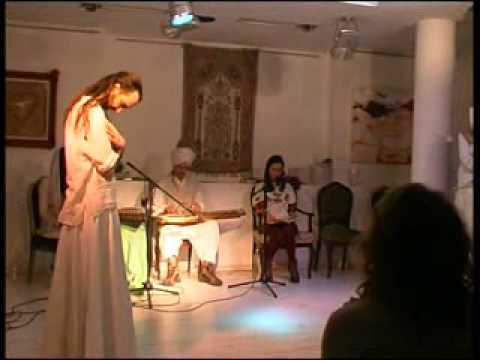 SUFI MUSIC AND POETRY NIGHT Gallery Snejana PART 2