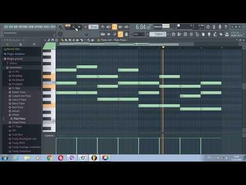 Урок 3 создания электронной музыки в FL Studio 20 - Reverb, Delay