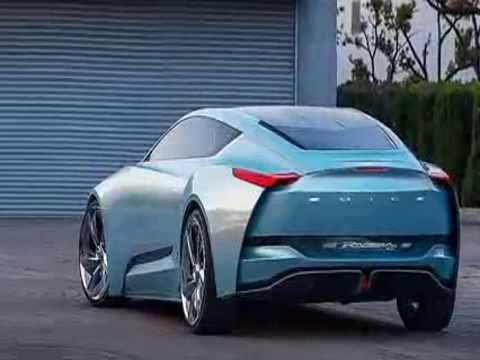 New 2017 Buick Riviera Jak Car Concept