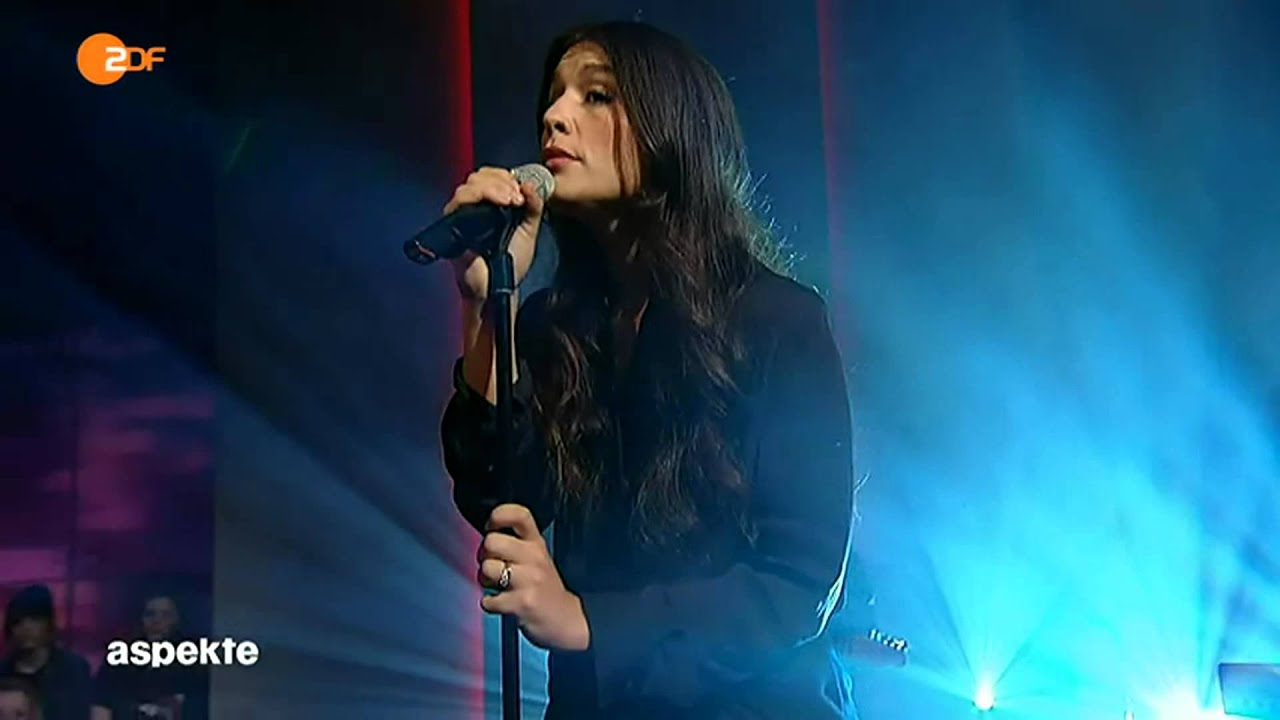 Jessie Ware   Tough Love  Live at ZDF aspekte    YouTube