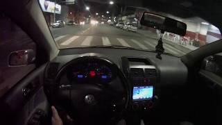 CURTINDO O VW POLO COM CORAÇÃO NO NEW CIVIC ! VOLTA OU NÃO ?