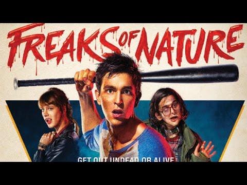 Freaks of Nature Movie 2015 - Nicholas Braun, Mackenzie Davis, Josh Fadem