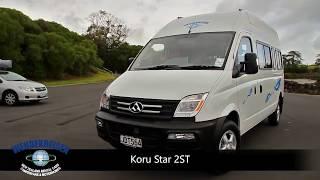 Wendekreisen Koru Star 2ST Campervan With Shower And Toilet New Zealand