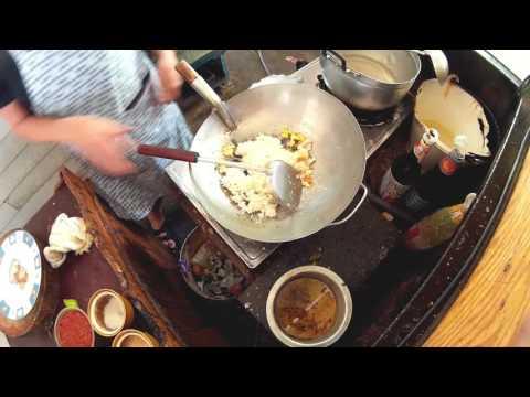 Испанская кухня. Черный рис с морепродуктами - простой