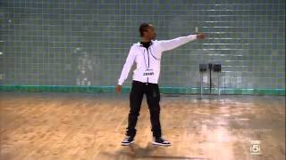 Du Shaunt Fik Shun Best Break Dancer