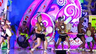 Best tribal folk dance perform by artist of kalahandi on Dist Youth Festival, Kalahandi