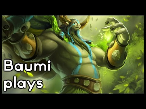 Dota 2 Mods   A COMPLETELY DIFFERENT STYLE OF AGGRESSION!!   Baumi Plays Angel Arena