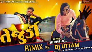 Download lagu TEJUDI (VK BHURIYA & RAHUL BHURIYA) RIMIX TIMLI GAFULI  RIMIX BY DJ UTTAM OFFICIAL