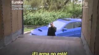 Eureka -- Episodio 8 -- Los Expedientes ex