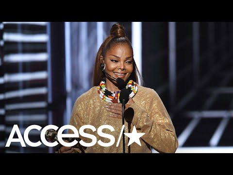 Janet Jackson Salutes #MeToo Movement In 2018 Billboard Icon Award Acceptance Speech