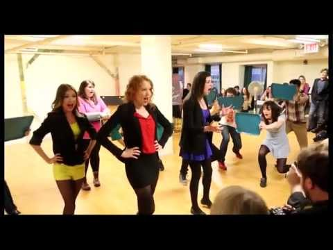 """""""Heathers"""" Returns! Meet the Queens of Mean & Get a Glimpse of the New Musical in Rehearsal"""