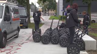 Reportage: Nieuw hightech fietspad verbindt UT met Kennispark (TV Enschede)