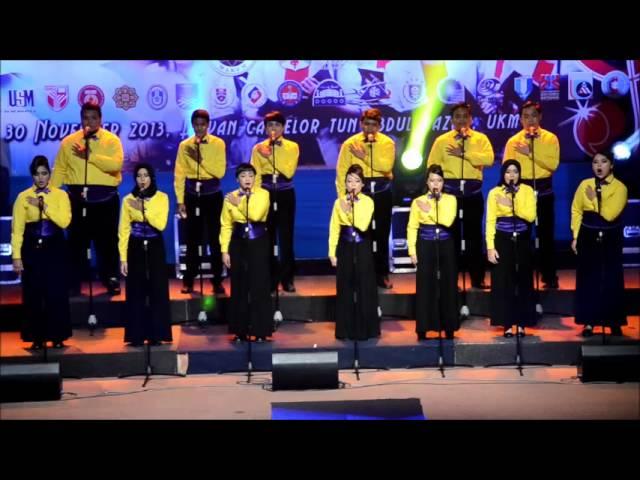 Festival Koir MAKUM 2013 - Universiti Teknologi Mara UITM Shah Alam