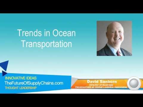 Trends in Ocean Transportation
