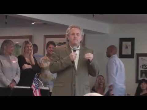 Andrew Breitbart Tells All on His Take Down of Anthony Weiner... Pure Gold!!