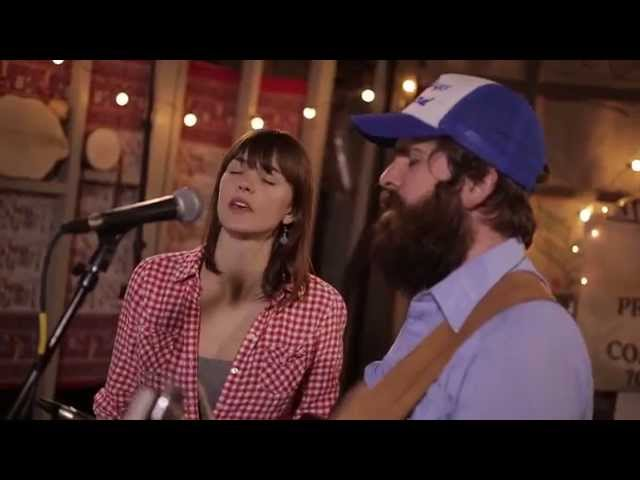 Jill Andrews & Josh Oliver - There Ain't No Ash Will Burn (Live from Rhythm N' Blooms 2013)