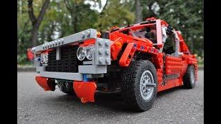 VAZ 2106 LEGO RC Model