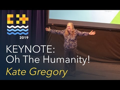 KEYNOTE: Oh The Humanity! - Kate Gregory [C++ On Sea 2019]