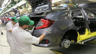 2017 Honda Civic Sedan - PRODUCTION