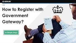 How to Register with Government Gateway in the UK? (2018-19) | DNS Accountants