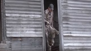 Video Daytime Raccoon Calling: Hunting Coons in Abandoned Houses Part 2 download MP3, 3GP, MP4, WEBM, AVI, FLV Juni 2018