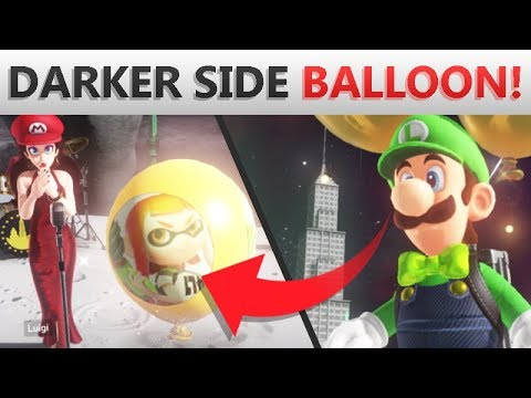Placing the FINAL Unpoppable Balloon! | Super Mario Odyssey