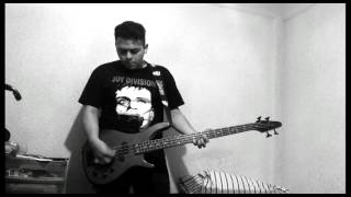 Joy Division - Love Will Tear Us Apart Bass Cover