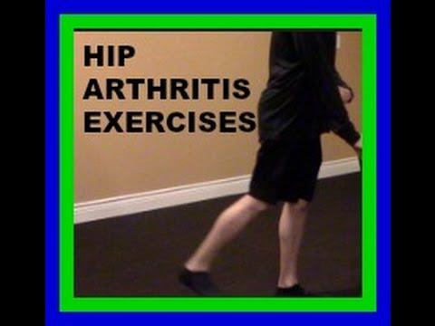 Best hip exercises to reduce arthritis pain