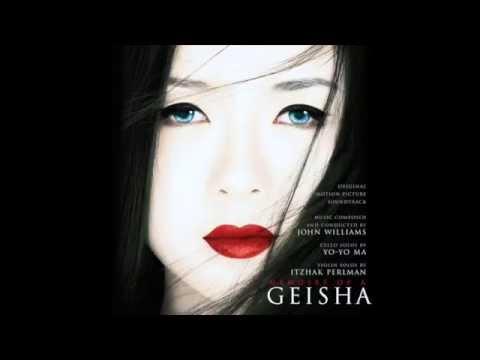 Memoirs of a Geisha OST - 04. Brush on Silk