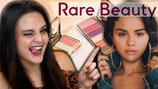How Bad Could They Be? | Rare Beauty Eyeshadow Palettes Review