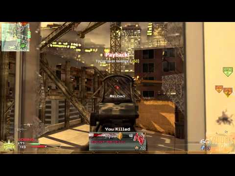 how to get a nuke in mw2