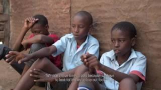 Our intervention for children in Korogocho, Kenya.