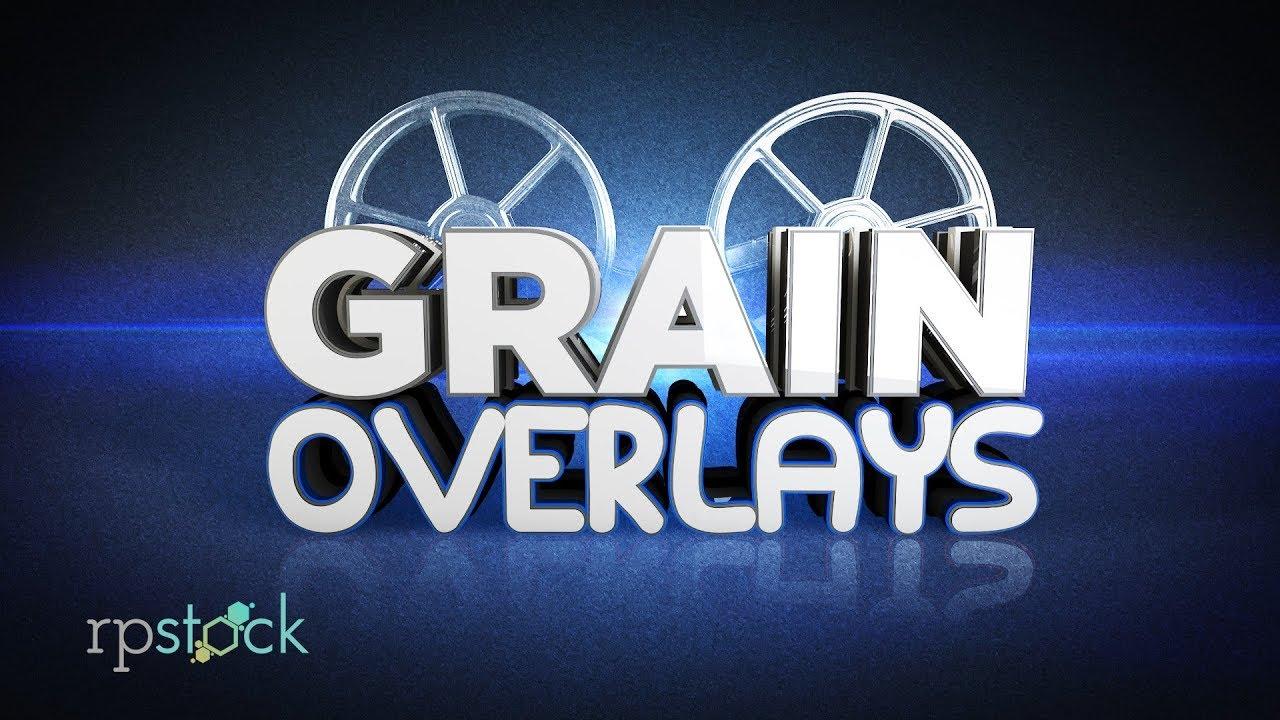 10 Free 4k Film Grain Overlays | RP Stock