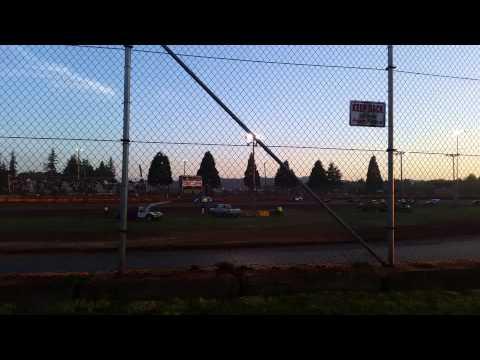 Sunset Speedway Banks Oregon