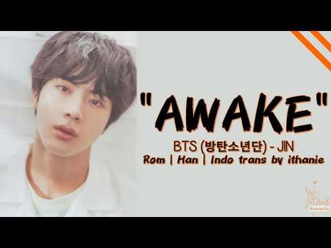 [SUB INDO] BTS (방탄소년단) JIN - AWAKE [Rom | Han | Indo]