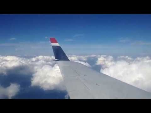 PSA(US Airways) Economy Class from Lexington-Charlotte|CRJ-200